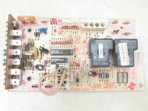 York Luxaire Coleman 031 01264 002 Furnace Control Circuit Board