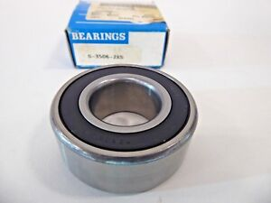 Ntn S 3506 2rs Ball Bearing Rubber Sealed