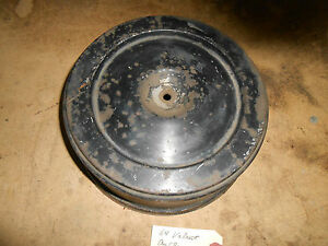 1964 Plymouth Valiant Air Cleaner 225 Slant 6 Top Only Original Part