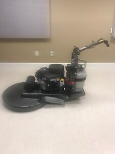 Pioneer Eclipse Propane Burnisher 27