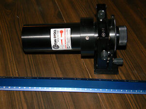 Special Optics Uv Laser Beam Expander 351 364 Nm On Newport 5 axis Mount Lp2