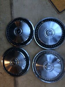 1967 1979 F100 F250 Ford Truck Hubcaps Wheel Covers 15 Galaxie