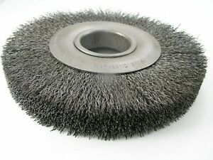 8 Wire Wheel Brush 1 Wide Maryland Brush Usa