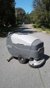 Reconditioned Advance Warrior 32 St Walk Behind Floor Scrubber