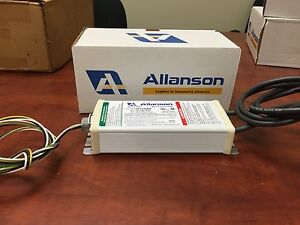 Allanson Ss1235ox Self Adjusting 2k 12kv 35ma Electronic Neon Sign Transformer