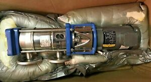 Goulds E sv Water Technology Pump 360psi 1sv9rd4f20