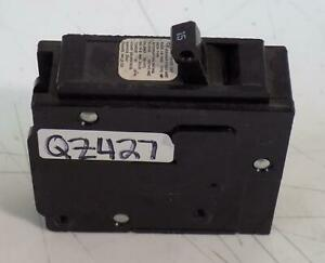 Crouse hinds 15a Single Pole Circuit Breaker Hacr Lm 9198 Mp