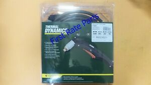 Thermal Dynamics 7 5204 Plasma Torch Sl60 Atc 20ft Cutmaster 42 52 82 Leads New
