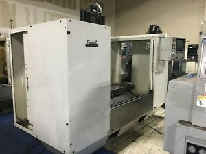 Fadal Cnc Vertical Machining Center 40 20 With Fadal Cnc 88