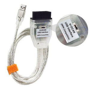 Inpa K Can K Dcan Cable Cord Line Driver Programming For Bmw Diagnostics Switch