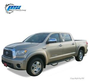 Paintable Oe Style Fender Flares Fits Toyota Tundra 2007 2013 Full Set