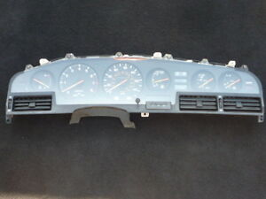 Rare Speedometer Dash Gage Cluster Display For Supra 87 92 Turbo Models See Note