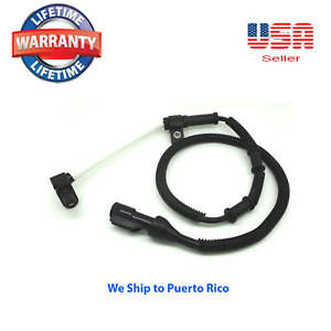 Abs Wheel Speed Sensor Front Left Or Right Fit 4wd Expedition F150 250 Navigator