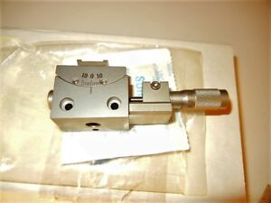 Newport 561 gon Goniometer 10 z 561 Series With Sm 13 Micrometers New