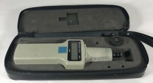 Veeder root Hand Digital Tachometer 6611 Rpm Tester With Case And One Accessory