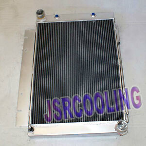 3 Row Performance Radiator For 1960 1963 Ford Galaxie 500xl 500 Xl New 1961 1962