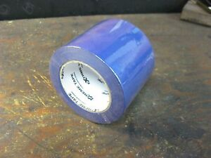 6 Rolls Blue 14 Day Painters Tape 96 Mm Wide double Width X 55m 180 Ft