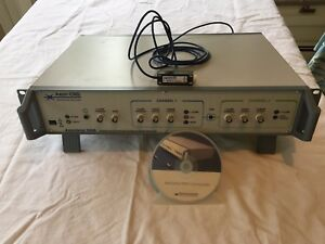Axon Instruments Axoclamp 900a W Headstage Software Free Ship Us