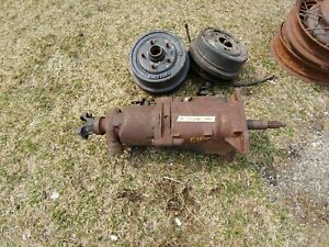 1956 1967 Ford 3 speed Overdrive Transmission T89 R11 Amc Jeep