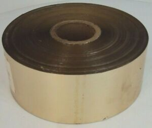 Api 4061 Glm 4 Gold Hot Stamping Embossing Foil 10 000 Ft Roll New Printing