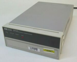 Hp Agilent 58503a Benchtop Gps Time Frequency Reference Receiver Unit