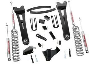 05 07 F250 F350 Superduty Diesel 4wd 6 Rough Country Radius Arm Lift Kit 536 20