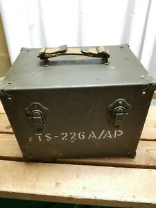 Power Meter Ts 226a ap Equipment Military U s 1945 Tropicalized For The Pacific