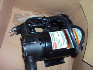 Dayton 3yu61 Utility Pump 1 12 Hp 115 Voltage 3 4 Ght Inlet 3 4 Ght Outlet
