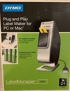 Dymo Labelmanager Plug And Play For Pc Or Mac Fast Free Shipping 1768960