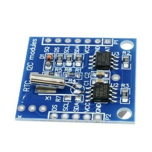 Arduino Rtc I2c Ds1307 Real Time Clock Module For Avr Arm Pic Smd Withoutbattery