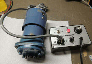 Cole Parmer Masterflex Peristaltic Pump And Controller