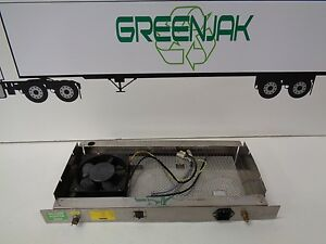 Num 205202080 Cnc Cooling Unit 1060 w Used Free Shipping
