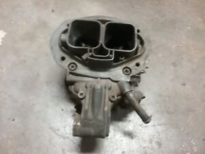 Holley 2bbl Carburetor Ford Pinto And Others No Chokes For Hotrod