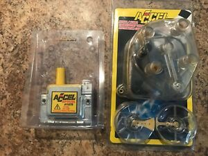 Accel 11076 Super Coil And 11069 Clear Cap Kit Combo Honda Acura 1991 2000
