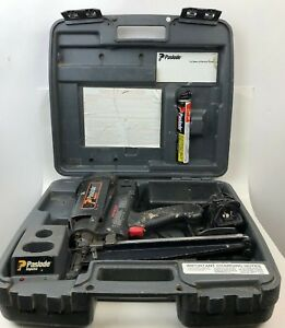 Paslode Impulse Im 250 Cordless Finish Nailer W Fuel Cell Battery