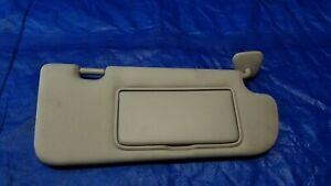 2014 2019 Infiniti Q50 Front Right Passenger Side Interior Sun Visor 34095