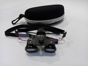 New 3 5x Medical Loupes Surgical Binocular Loupes Dental Magnifying Glass