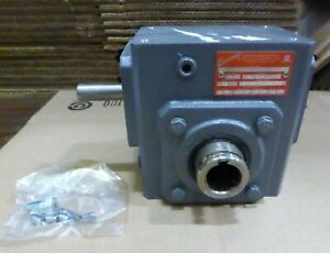 Browning Worm Gear Reducer 154uh10