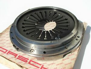 86 89 Genuine Porsche 944 Turbo Clutch Pressure Plate 95111602301 Nos Nla
