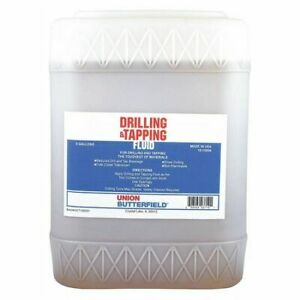 Union Butterfield 1910504 Cutting tapping Fluid 5 Gal