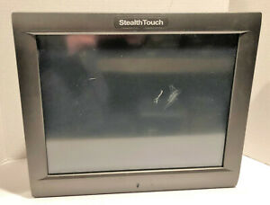 Pioneer Pos Stealthtouch M5 Pos System With Touchscreen 1gb Ram As Is
