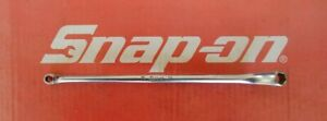 Snap On Tools 1 4 X 3 8 Double Box Offset 6 Pt Brake Bleeder Wrench B1458c