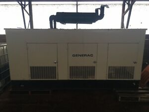 Generac 80kw Lp Enclosed