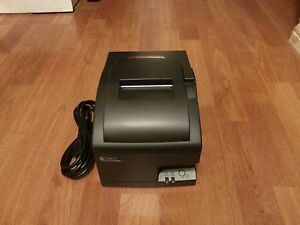Star Sp700 Sp742me Ethernet Dot Matrix Impact Printer square Register Printer