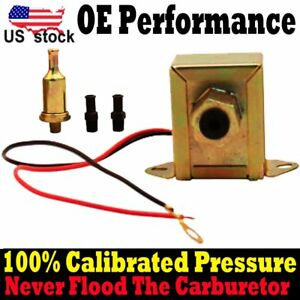 Universal Factory Facet Electric Fuel Pump 12v Ford Cars Gas Diesel 4 7 Psi Us