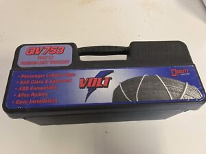 Volt Qv753 Lt Cable Tire Chains Snow Traction Suv Light Truck Ice