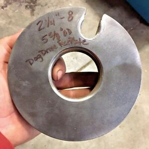 Metal Lathe Dog Drive Face Plate 2 1 4 8 Tpi South Bend Lathe Heavy 10 13