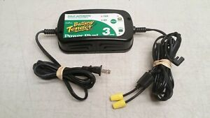 Used Deltran Battery Tender Power Plus 3 Amp Charger And Maintainer