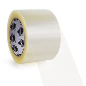Clear Packaging Tape For Carton Box Storage Moving Shipping 3 X 100 Yds 240 Rls
