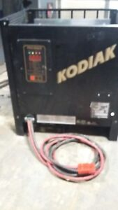 24volt Battery Charger 3 Phase 510ah Very Clean Unit No Reserve Auction